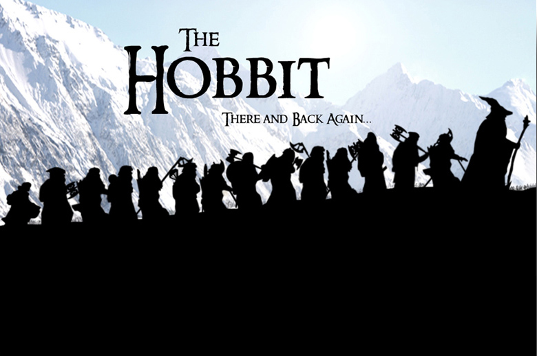 Hobbit There and Back Again